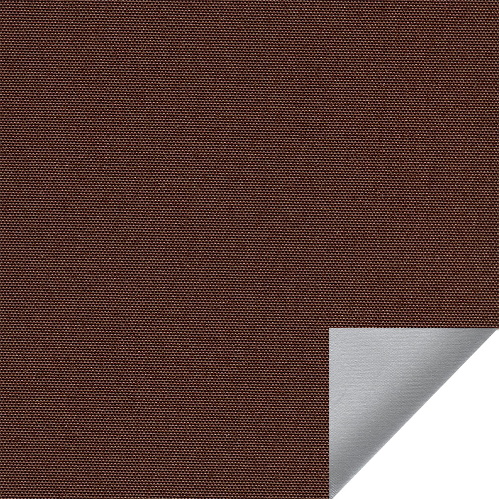 АЛЬФА ALU BLACK-OUT, тёмно- коричневый